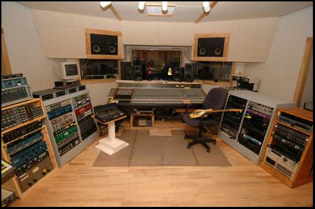 Wellspring sound recording studio live sound engineering for The family room recording studio
